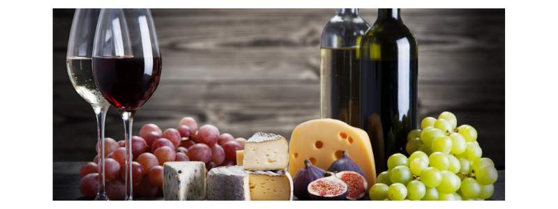 Cheese and winetasting in lockdown by Wines With Attitude