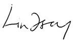 Lindsay signature.JPG