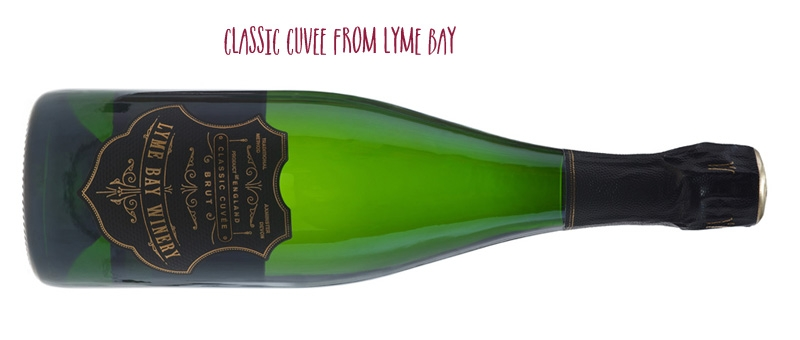 Lyme Bay Classic Cuvee from Wines With Attitude