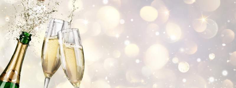 Why we celebrate with champagne blogpost by Wines With Attitude