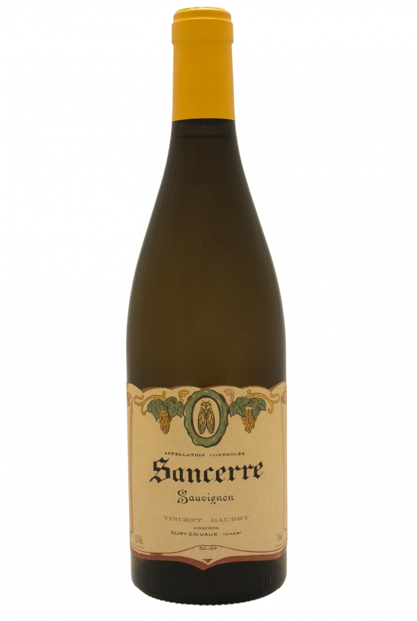 Vincent Gaudry ~ Sancerre AC 'Cigale' 2017