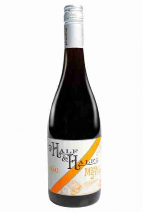 First Drop Half & Half Shiraz Monastrell 2014