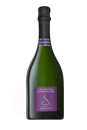 GIFT ~ Janisson et Fils ~ Tradition Brut Non-Vintage Champagne