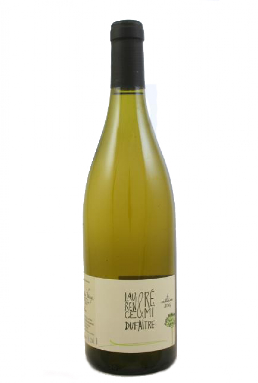 Laurence & Rémi Dufaitre Beaujolais Villages Blanc 2016