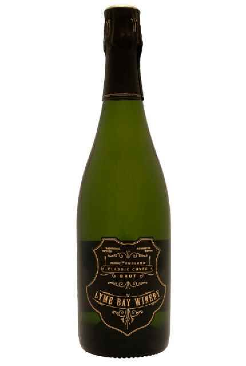 Lyme Bay Classic Cuvée Vintage English Sparkling Wine 2015