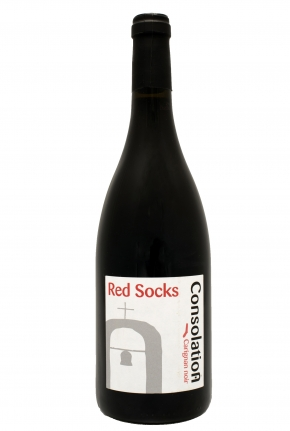 Consolation ~ Red Socks Carignan IGP Côtes Catalanes 2014