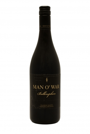 Man O'War ~ Bellerophon 2012