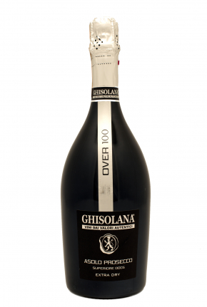 Ghisolana ~ Over 100 Extra Dry Prosecco DOCG