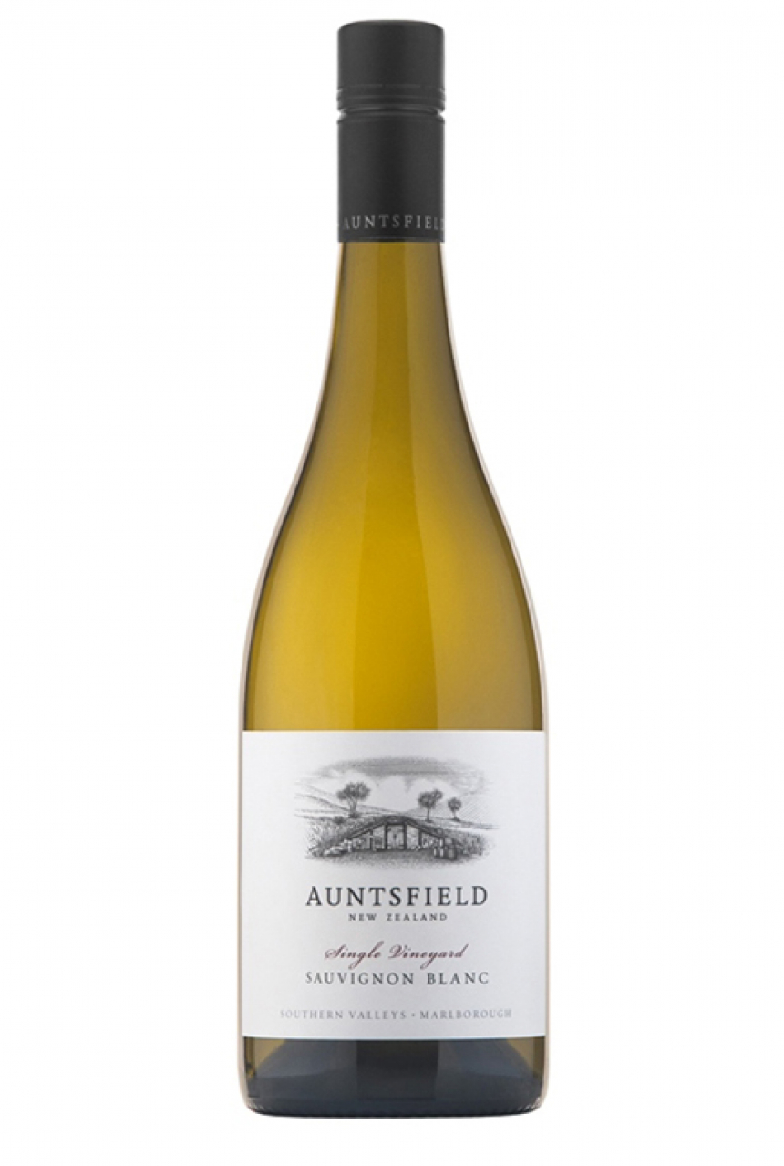 Auntsfield ~ Single Vineyard Sauvignon Blanc 2018