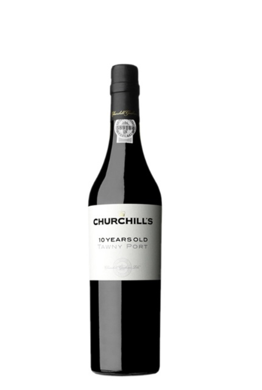 Churchill's 10 Year Old Tawny Port NV  (50cl)