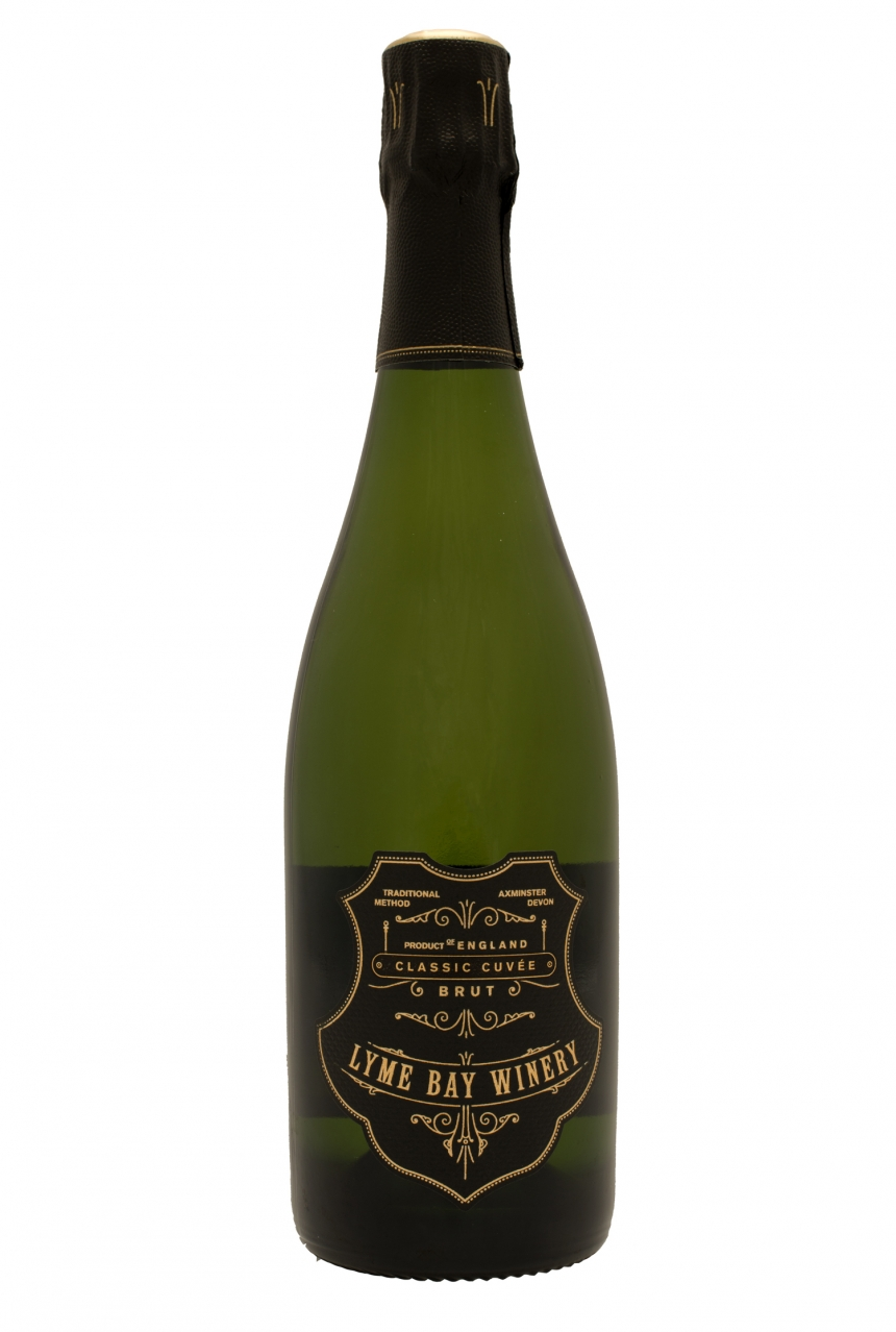 Lyme Bay ~ Classic Cuvée Vintage English Sparkling Wine 2013