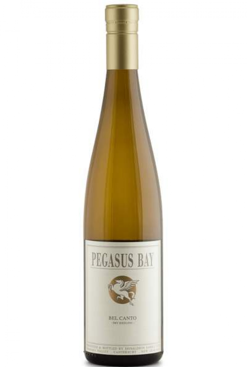 Pegasus Bay ~ Bel Canto Dry Riesling 2015