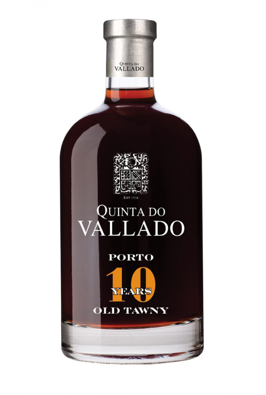 Quinta do Vallado ~ 10 Year Old Tawny Port NV | Premium